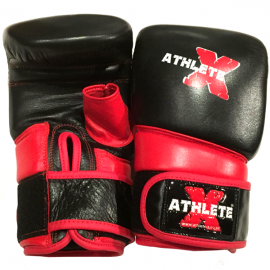 Athlete-X Boxing Mitts - Leather