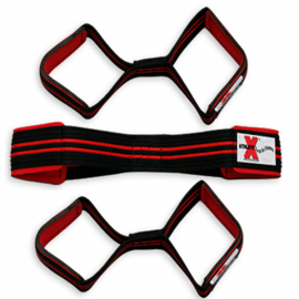 Athlete-X Lifting Straps - Double Loop