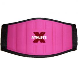 Athlete-X Lumbar Support Neoreen Gym Belt- Pink
