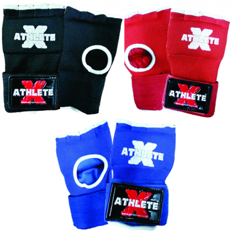 Athlete-X Boxing Fast Wraps - Gel or Non Gel