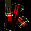 Athlete-X Elastic Wrist Wraps - Long