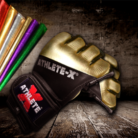 Heavy Metal MMA Gloves
